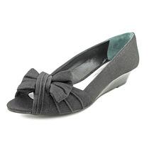 Nina Río Peep Toe Wedge Heel Textil