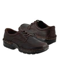 Lobo Solo Zapatos Caballero Casuales 1632 Piel Shedron