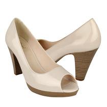 Flexi Zapatos Dama Tacones 17503 Piel Hueso