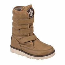 Bota 3/4 Casual Urban Shoes