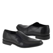 Gran Emyco Zapatos Caballero Vestir A6801 Piel Negro