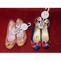 Preciosos Zapatos De Princesa Blancanieves Y Bella