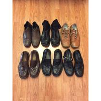 Lote De 6 Pares De Zapatos Zara
