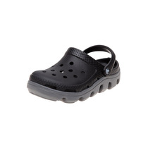 Crocs - Sandalia Duet Sport Negra - Negro