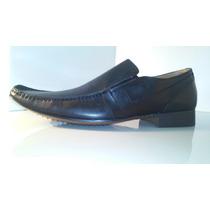 Zapato De Moda Aretina Piel Negro