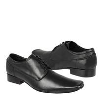Stylo Zapatos Caballero Vestir 90802 Piel Negro