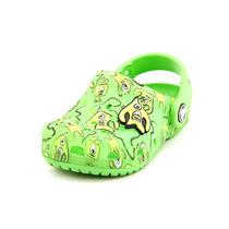 Crocs Chameleons Extranjero Patrón Slides Sandalias Zapatos