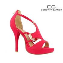 Zapato Dama Mujer Plataforma Moda Dorothy Gaynor F- T