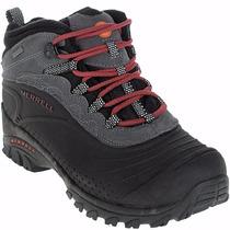 Botas Caminata Merrell Storm Tracker 6 In Waterproof Premium