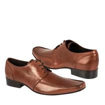 Stylo Zapatos Caballero Vestir 90806 Piel Miel