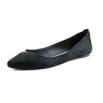 Joe's Azure Cuero Zapatos De Los Planos