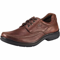 Zapatos Flexi Casuales T/piel 68901 Cafe Oi