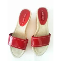 Sandalias Wedges Nine West