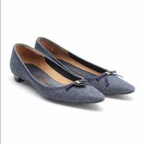 Choo Zapatos Ferragamo Nuevos 5.5mex Originales Herms Os --