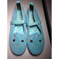 Zapato Flats Niña Cat