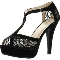 Zapatos Jjf Hy-5 Heel