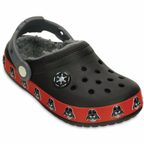 Crocs Edicion Star Wars Darth Vader Para Niño Varias Tallas
