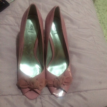 Hermosos Zapatos Bakers Charol Súper Lindos