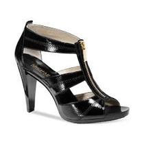 Zapatillas Michael Kors Wide Width Berkley T-strap Sandals