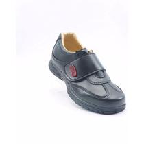 Zapato Escolar Para Niño 18-21