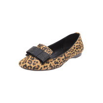 Westies - Balerina Animal Print Con Moño - Animal Print