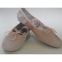 Zapato Para Ballet, Danza Folklorica Y Jazz Desde $186.00