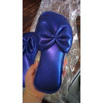 14 Pares Sandalias Para Boda Acolchonadas Totalmente Azules
