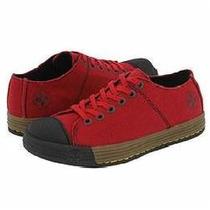 Dr. Martens Vinnie Red 100% Originales Rojos
