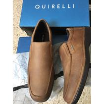 Zapatos Quirelli Cafe Número 10