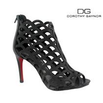 Zapato Dama Mujer Tacon Cerrado Moda Dorothy Gaynor F- T