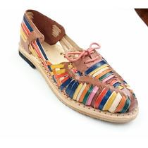 Zapatos Artesanales Dama Colores
