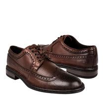 Lobo Solo Zapatos Caballero Casuales 7905 Piel Cafe