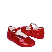 Calzado Chabelo Zapatos Niños Casuales 45015-b 15-17 Charol