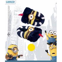 Pantuflas Minions Originales Niña O Niño