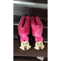 Pantunflas Mimi Mouse Originales 9 A 12 Meses**cyndy**