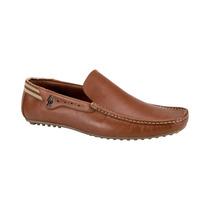 Zapato Mocasin Hcp Polo Hombre