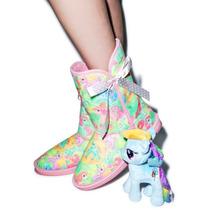 Botas Invernales My Little Pony Iron Fist