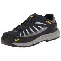 Zapatos Caterpillar Infrastructure Con Casquillo