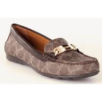 Coach Originales Flats Zapatos Mocasines P/ Dama Egoistico