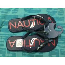 Sandalias Nautica 100% Originales Moda Playa Hombre