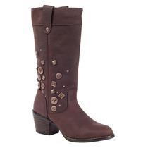 Durango Ciudad Philly Femenino Vez Abajo Halar-en Boot Rd047