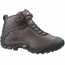 Botas Caminata Merrell Cameleon Wrap Mid Waterproof Premium