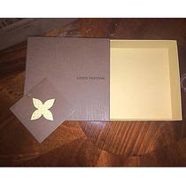 Louis Vuitton , Estuche Original Y Certificado