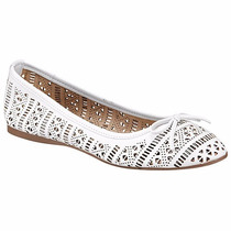 Zapatos Been Class 4014-ke Blanco Oi