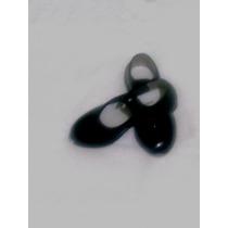 Hermosas Zapatillas De Niña Para Bailar Tap Talla 15 Negros