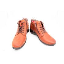 Zapatos Gamuza Caballero