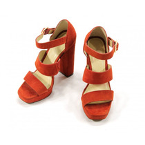 Zapatos Naranjas Elizabeth And James