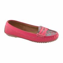 Zapato Cómodo Tacón Bajo Shosh Confort