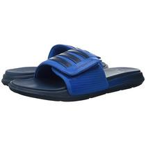 Adidas Sandalias Superstar 4g,deportivas,comodas,azul,teva