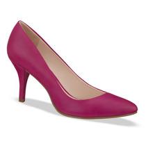 Zapatos Pumps Rosa Fiusha Andrea 214-9288 Tacón 8cm